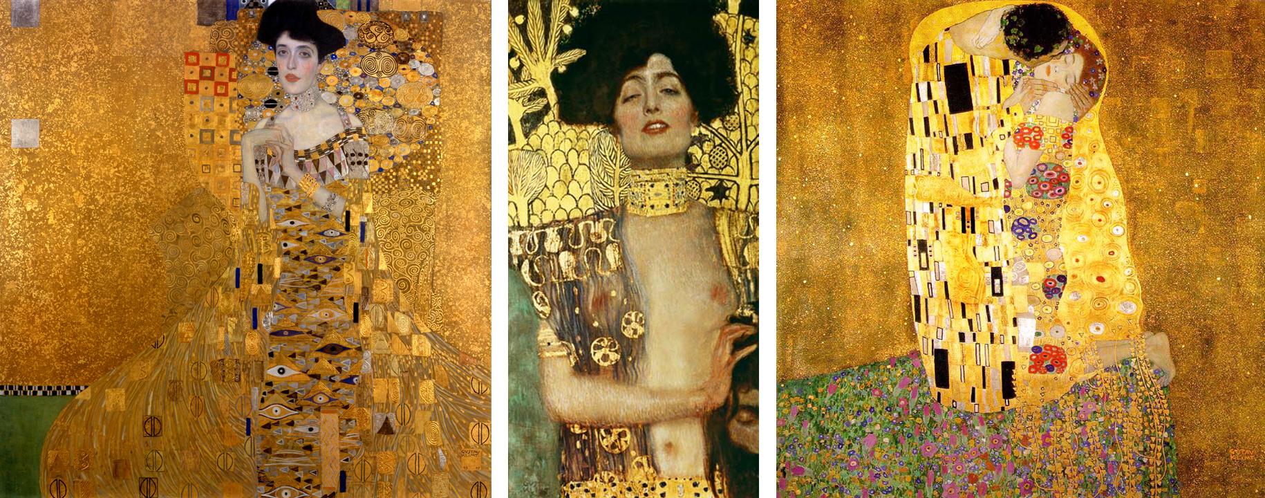 Gustav Klimt – lineandthread